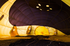 Free Inside An Inflating Hot Air Balloon, Abstract Colored Background Royalty Free Stock Photography - 86451207