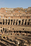 Inside of Ancient Coliseum Royalty Free Stock Image
