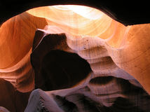 Inside Antelope Canyon 9 Stock Images