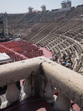 Inside the arena di Verona Royalty Free Stock Photos