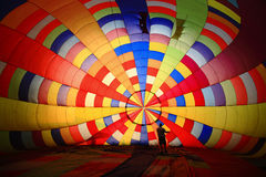 Inside Balloon Royalty Free Stock Image