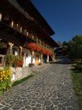 Inside Barsana Monastery Stock Photos