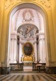 Inside the Basilica San Giovanni Stock Photos