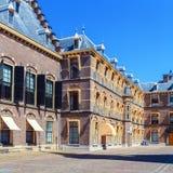Inside Binnenhof,  Hague, Netherlands Stock Image