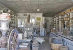 Inside Bodie Royalty Free Stock Images