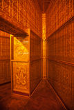 Inside Botataung Pagoda, Yangon Stock Photos