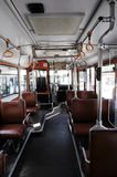 Inside the bus Royalty Free Stock Images