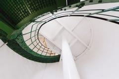 Inside Cape Naturaliste Lighthouse stock images