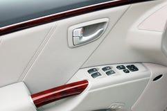 Inside car Stock Images