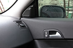 Inside Car Interior Outdoor Royalty Free Stock Images