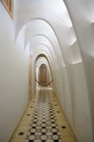 Inside of Casa Batllo, Barcelona Royalty Free Stock Photos