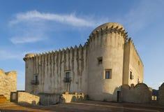 Inside Castle Royalty Free Stock Photo