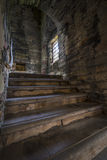 Inside the castle Royalty Free Stock Photo