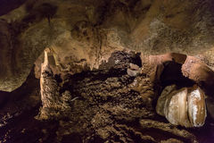Inside of Cave Royalty Free Stock Photo