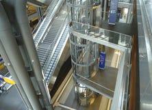 Inside centrali stacja Berlin Fotografia Stock