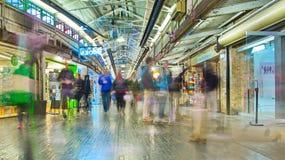 Inside Chelsea Market, Manhattan, New York City Royalty Free Stock Image
