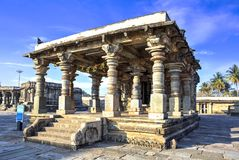 Andal Temple, Belur, India Royalty Free Stock Images