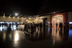 Inside the China Art Museum, Shanghai Royalty Free Stock Photo
