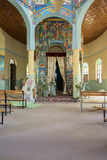 Inside of a church in Mekele in Ethiopia Stock Images