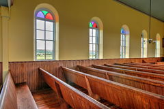 Inside the Church royalty free stock images