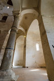 Inside of a Church. Zadar Royalty Free Stock Photo