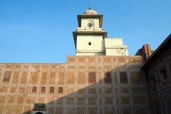 Inside city palace jaipur rajasthan india