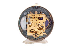 Inside the clock (watchwork) Royalty Free Stock Image