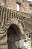 Inside the Coliseum, Rome, Lazio, Italy. Royalty Free Stock Photo