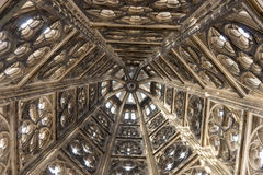 Inside of the Cologne Cathedral. Roman Catholic cathedral Stock Image