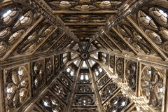 Inside of the Cologne Cathedral. Roman Catholic cathedral Stock Images