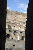 Inside the Colosseum - Rome - Italy Stock Photography