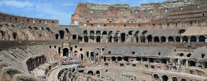 Inside the Colosseum Rome Stock Photos