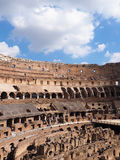 Inside the Colosseum, Rome, Italy Royalty Free Stock Photos