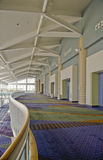 Inside of Convention Center Royalty Free Stock Photo