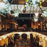 Covent Garden Royalty Free Stock Photo