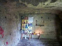 Inside Dionisie sanctum Fotografia Royalty Free