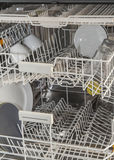 Inside a dishwasher Stock Photos