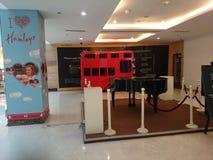 Inside dlf centrum handlowe w Delhi Fotografia Royalty Free