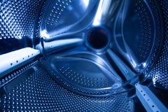Washing machine drum stock photography