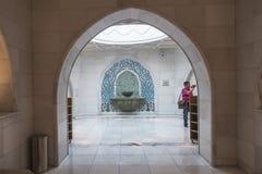 Dubai,Jumeirah Mosque stock photo