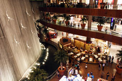 Inside Dubai Mall Stock Photos