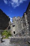 Inside eilean donan castle Stock Image