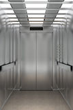 Inside an elevator Royalty Free Stock Image
