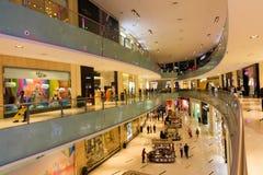 Inside emiratu centrum handlowe - Dubaj zdjęcie royalty free