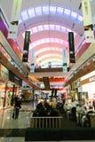 Inside emiratu centrum handlowe - Dubaj fotografia stock