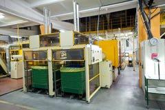 Inside factory stock photos
