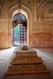 Inside of  Firuz Shah Tughlaq tomb, New Delhi Royalty Free Stock Photo