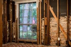 The devastation of Hurricane Harvey Royalty Free Stock Photo