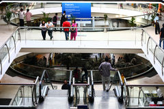 Inside of Forum Mall Bangalore Royalty Free Stock Images