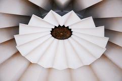 Inside Główna kopuła Krajowy meczet Malezja a K masjid Negara Obraz Royalty Free